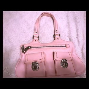 Pink vintage Marc Jacobs small bag